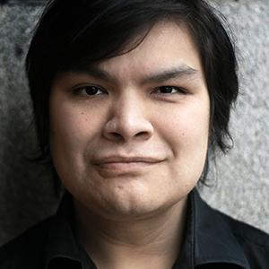 Porträtt av gruppledare Fernando